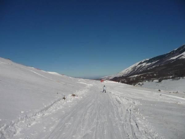 Pacentro - Passo San Leonardo