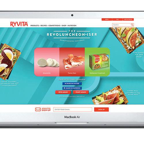 Ryvita - The Revoluncheon-iser