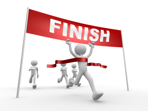 Image result for finish line