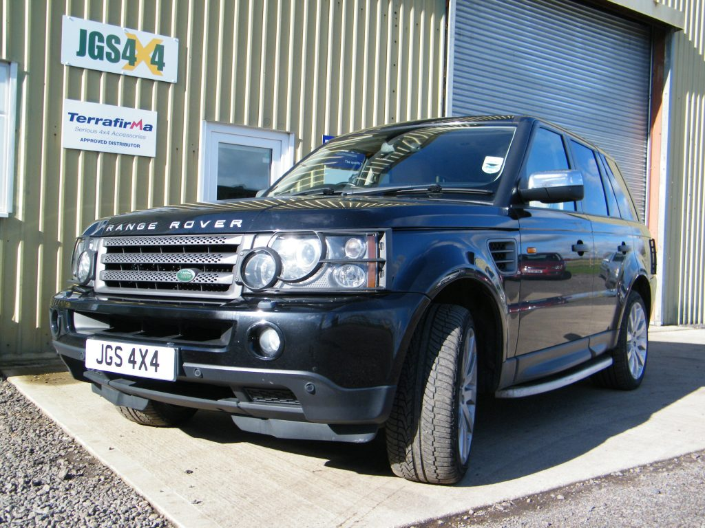 Range Rover Sport With A Murky Past Jgs 4x4 Fuse Box 2006 The Symptoms Were Usual Harsh Gear Changes Hunting Revs And Slight Juddering Owner Was Also Concerned About Humming Rumbling Noise On