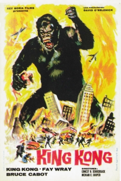 Poster King Kong
