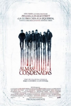Poster Almas Condenadas (My Soul to Take)