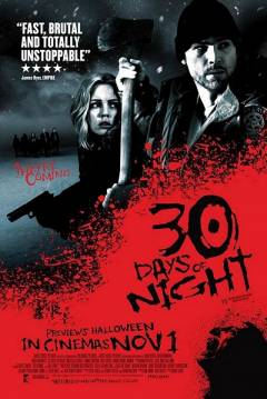 Poster 30 Das de Oscuridad