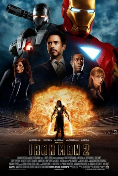 Poster Iron Man 2