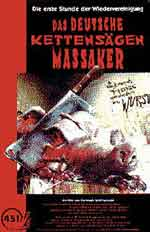 Poster The German Chainsaw Massacre