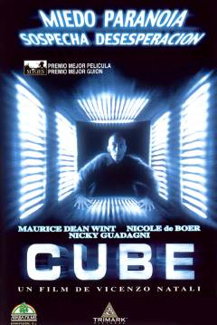 Poster Cube