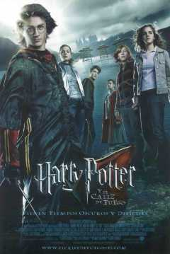Poster Harry Potter Y El Cliz De Fuego