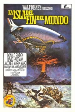 Poster La Isla del Fin del Mundo