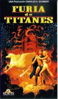 Poster Furia de Titanes