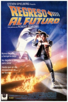 Poster Regreso al Futuro