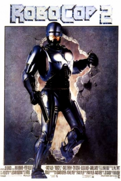 Poster RoboCop 2