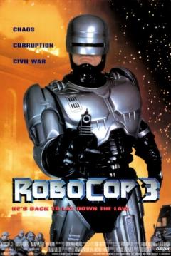 Poster RoboCop 3