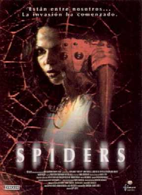 Poster Spiders (2000)