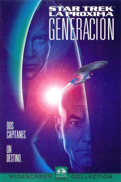 Poster Star Trek 7: La Prxima Generacin
