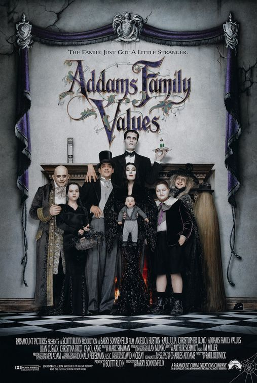 Poster La Familia Addams 2: La Tradicin Contina