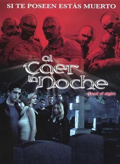 Poster Al Caer La Noche (2004)