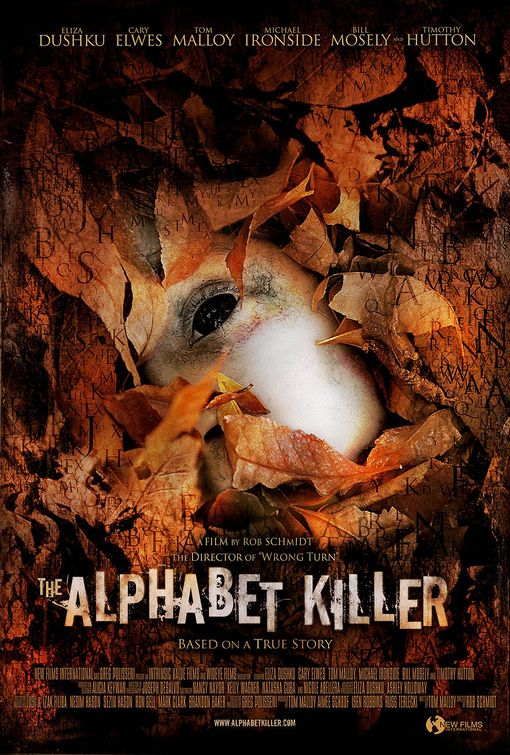 Poster The Alphabet Killer