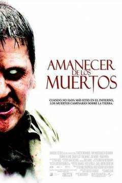 Poster Amanecer de los Muertos