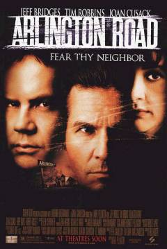 Poster Arlington Road: Temers a tu Vecino