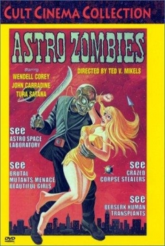 Poster The Astro-Zombies