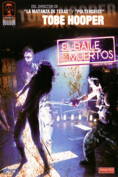 Poster El Baile de los Muertos (Maestros del Horror)