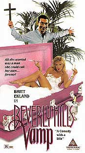 Poster Beverly Hills Vamp