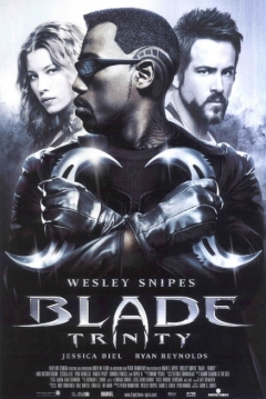 Poster Blade Trinity
