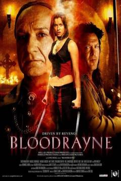 Poster Bloodrayne
