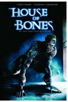 Poster House of Bones