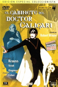 Poster El Gabinete del Doctor Caligari