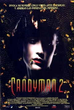 Poster Candyman 2: Adis a la Carne