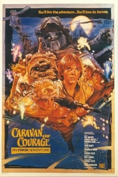 Poster La Aventura de los Ewoks