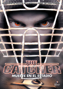 Poster The Catcher: Muerte en el Estadio