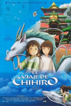 Poster El Viaje de Chihiro
