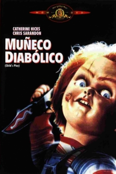 Poster Mueco Diablico