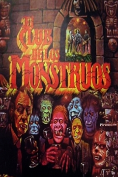 Poster El Club de los Monstruos