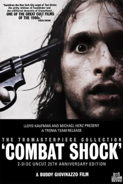 Poster Combat Shock