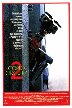 Poster Cortocircuito 2