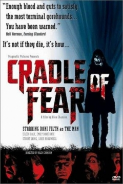 Poster Cradle Of Fear