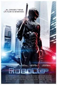 Poster RoboCop (2014)