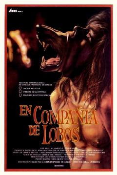 Poster En Compa��a De Lobos