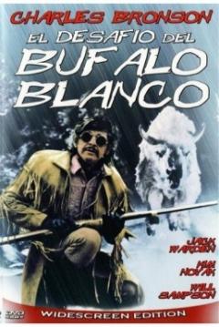 Poster El Desafío del Búfalo Blanco