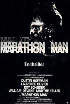 Poster Marathon Man