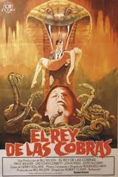Poster El Rey de las Cobras