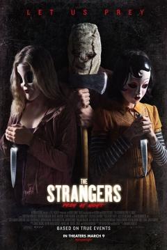 Poster Los Extraños 2