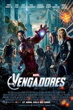 Poster Los Vengadores