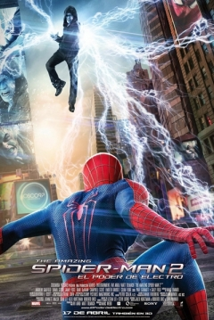 Poster The Amazing Spiderman 2: El Poder de Electro