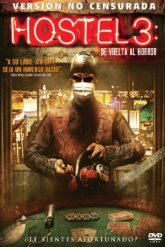 Poster Hostel 3: De Vuelta al Horror