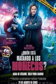 Poster ¿Quién Está Matando a los Moñecos?