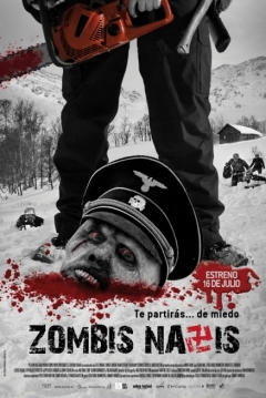 Poster Zombis Nazis (Dead Snow)